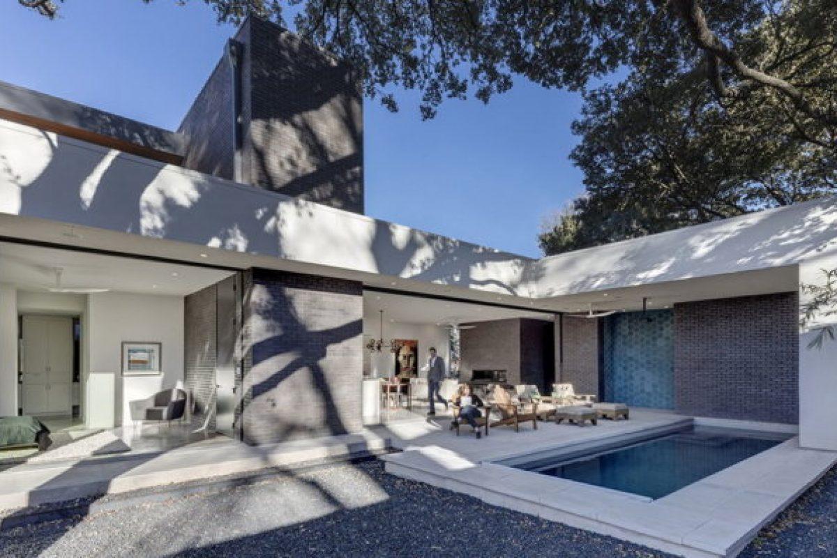 Thiết kế thông minh giúp ngôi nhà mát mẻ quanh năm