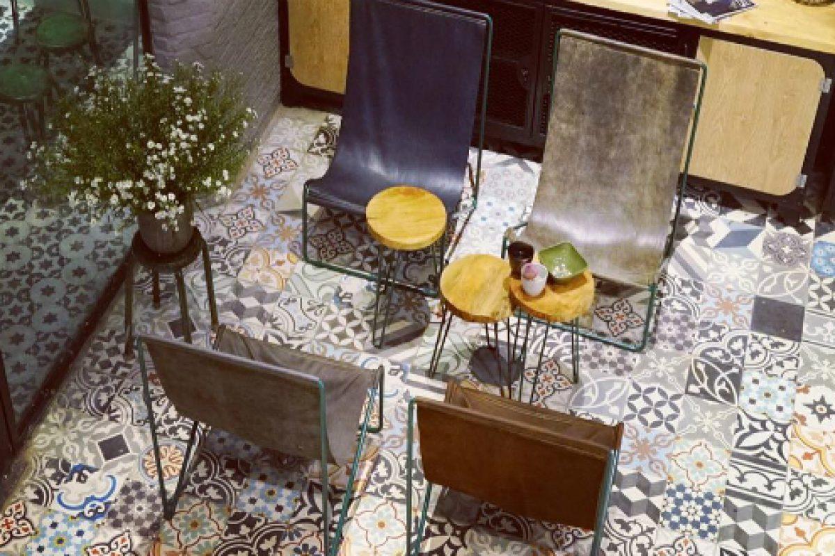 Độc lạ với gạch bông trong thiết kế nội thất