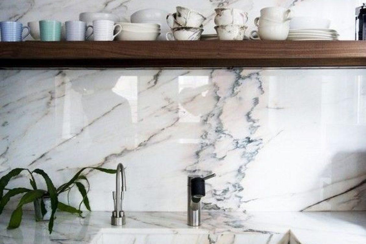 Nên sử dụng loại đá ốp tường nào cho phòng bếp trong nhà bạn?