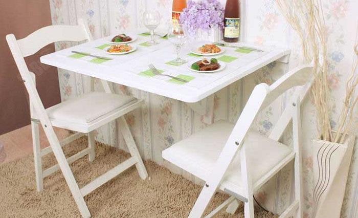 5 mẫu bàn ăn gấp tường đẹp đang chờ bạn khám phá-4