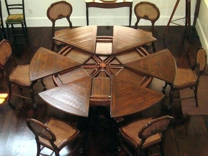 6 mẫu bàn ăn xoay thông minh đáng sở hữu nhất-1
