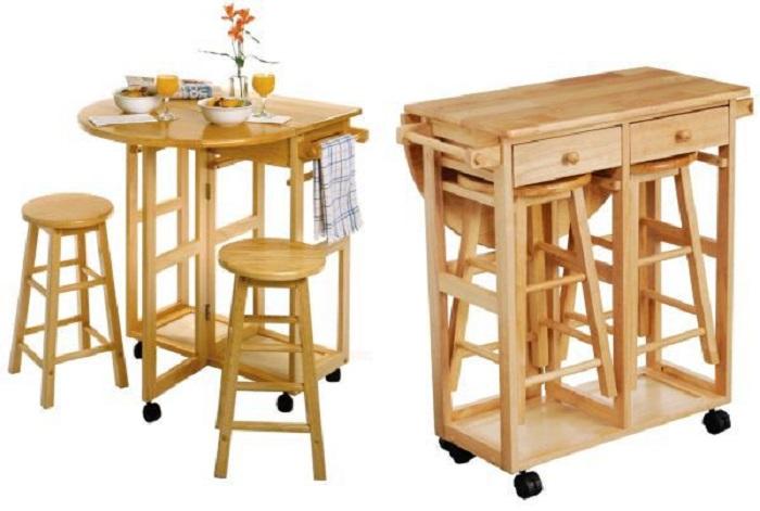 7 bộ bàn ghế xếp gọn đẹp hút mắt-5