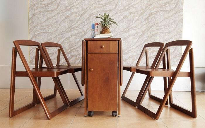 Kinh nghiệm mua bàn ghế ăn cho không gian nhà nhỏ-2