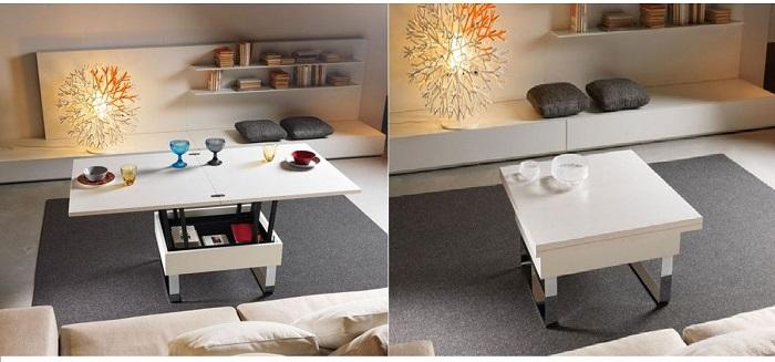 Những bộ bàn ăn thông minh nâng hạ hút khách nhất-3