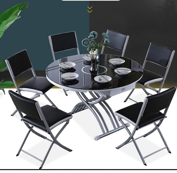 Những bộ bàn ăn thông minh nâng hạ hút khách nhất-4