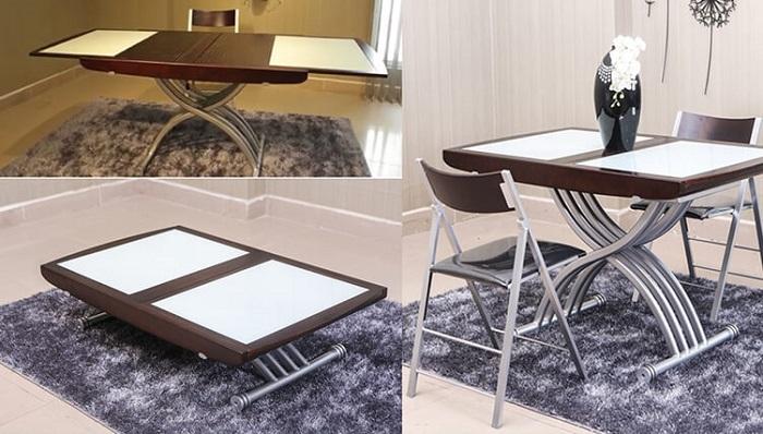 Những bộ bàn ăn thông minh nâng hạ hút khách nhất-5