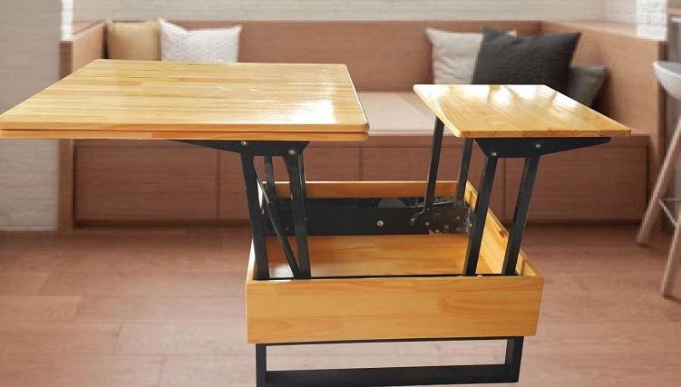 Những bộ bàn ăn thông minh nâng hạ hút khách nhất-7