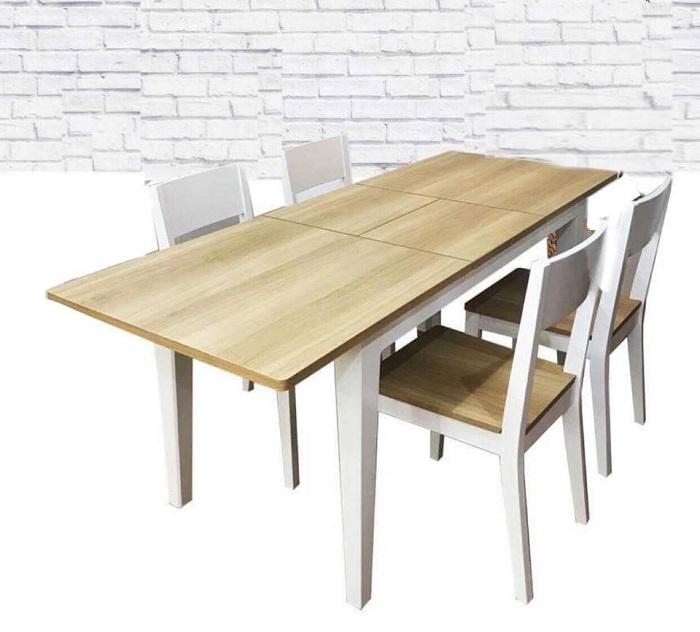 Top 6 bộ bàn ăn thông minh 4 ghế đẹp hiện đại-4