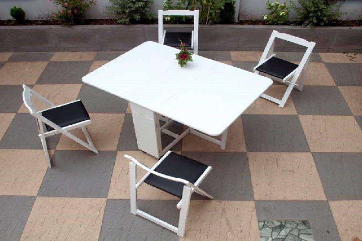 Top 6 bộ bàn ăn thông minh 4 ghế đẹp hiện đại