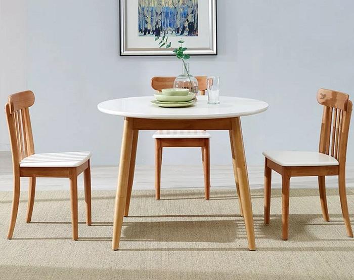 Các tiêu chí cần thiết giúp phân loại bàn ghế ăn -1