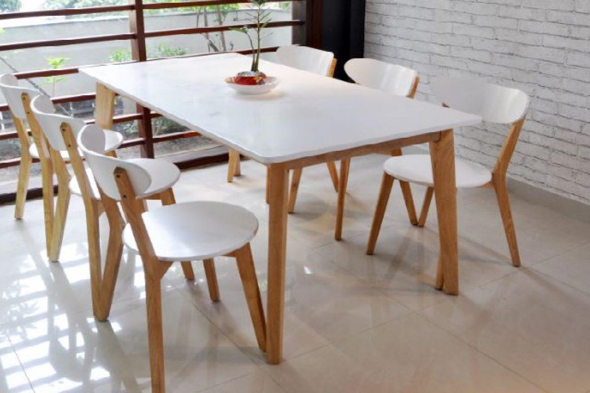 Các tiêu chí cần thiết giúp phân loại bàn ghế ăn