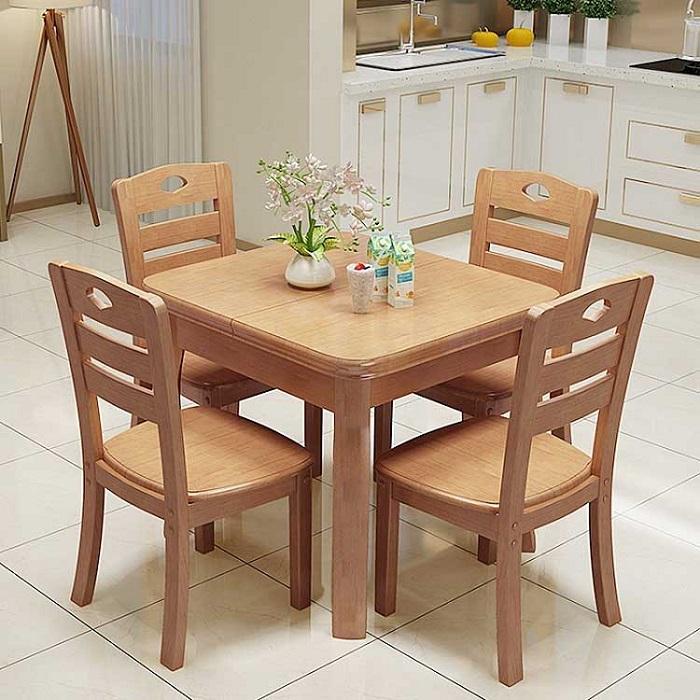 Các tiêu chí cần thiết giúp phân loại bàn ghế ăn -2
