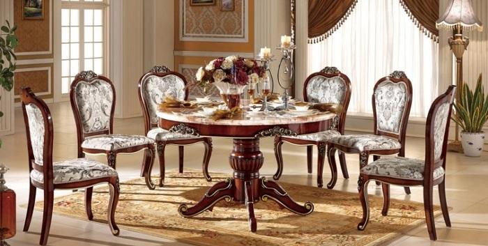 Có nên lựa chọn bộ bàn ăn tân cổ điển?-1