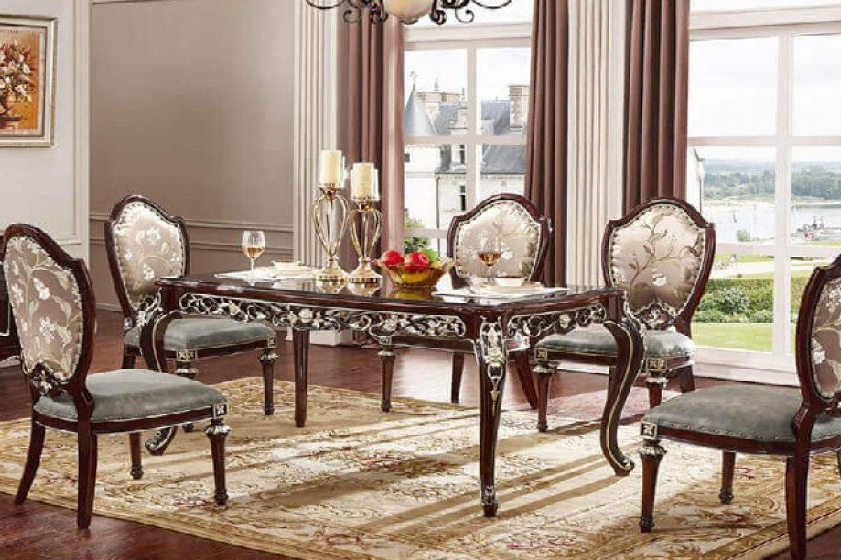 Có nên lựa chọn bộ bàn ăn tân cổ điển?