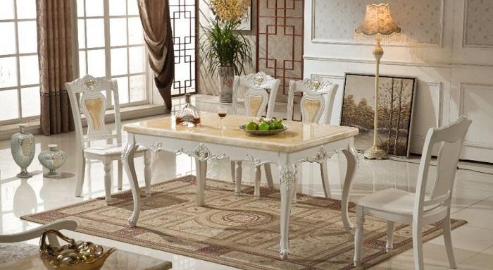 Có nên lựa chọn bộ bàn ăn tân cổ điển?-2
