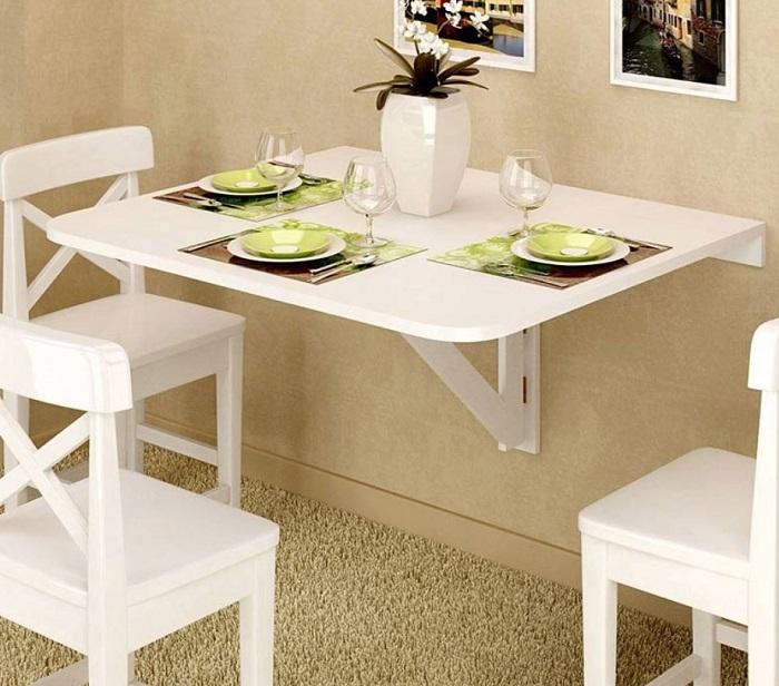 Mẫu bàn ăn thông minh mang đến sự tiện nghi cho căn bếp-4