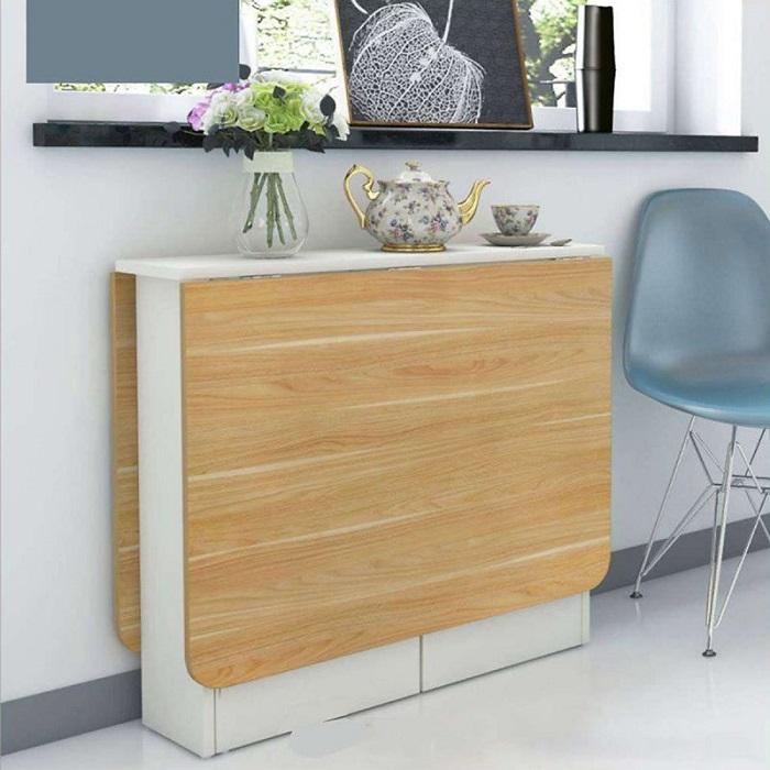 Những bộ bàn ăn thông minh giúp tiết kiệm diện tích-1