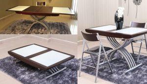 Những bộ bàn ăn thông minh giúp tiết kiệm diện tích-3
