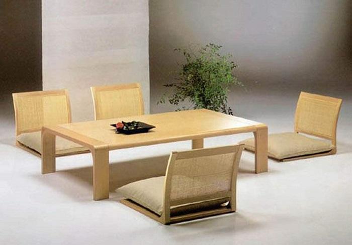 Các mẫu bàn ăn đẹp hiện đại phù hợp với căn hộ chung cư-3