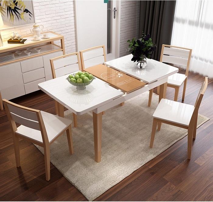 Tiêu chí đánh giá bàn ghế ăn đẹp dành cho phòng bếp-1