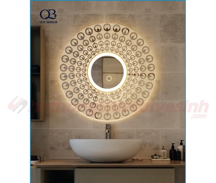 3 Lưu ý cực kỳ quan trọng khi lựa chọn gương đèn led phòng tắm-13