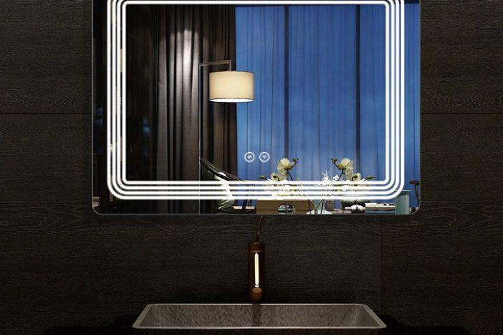 3 Lưu ý cực kỳ quan trọng khi lựa chọn gương đèn led phòng tắm