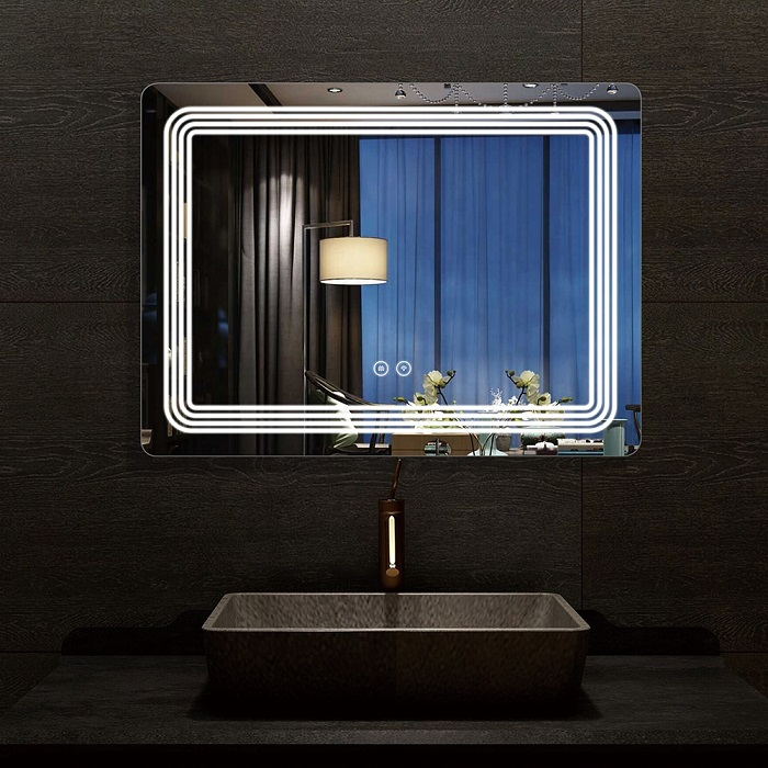 3 Lưu ý cực kỳ quan trọng khi lựa chọn gương đèn led phòng tắm-2
