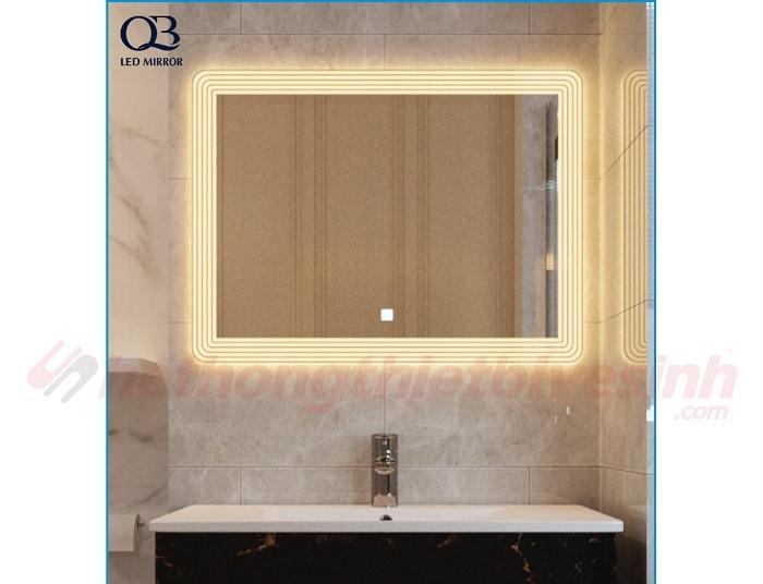 3 Lưu ý cực kỳ quan trọng khi lựa chọn gương đèn led phòng tắm-7