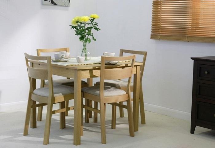 Kích thước bàn ăn 4 người tiêu chuẩn là bao nhiêu?-2