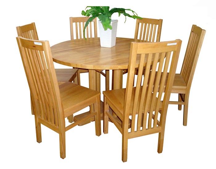 Lựa chọn bộ bàn ăn 6 ghế giá rẻ cho không gian phòng bếp-2