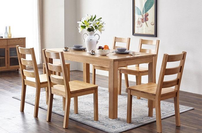 Những bộ bàn ăn hiện đại không nên bỏ lỡ-1