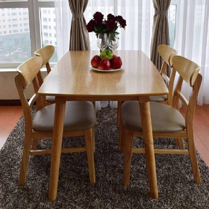 Những bộ bàn ăn hiện đại không nên bỏ lỡ-2