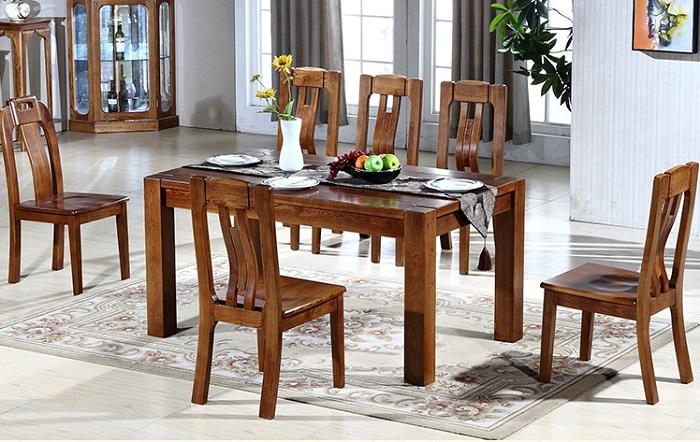 Bộ bàn ăn cao cấp - Nâng tầm không gian phòng bếp-1