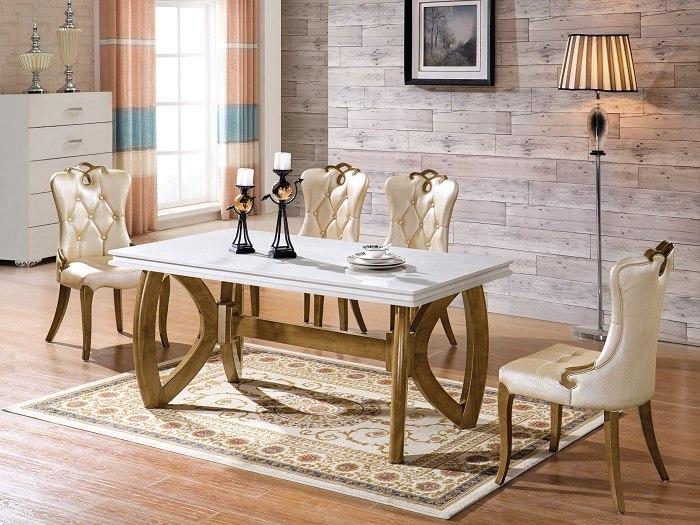 Bộ bàn ăn cao cấp - Nâng tầm không gian phòng bếp-3