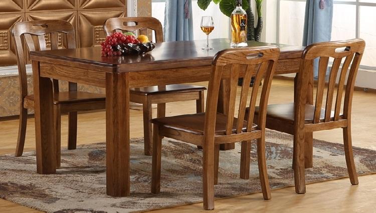 Bộ bàn ăn cao cấp - Nâng tầm không gian phòng bếp