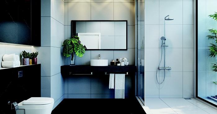 Những thiết kế bộ gương nhà tắm vạn người mê-3