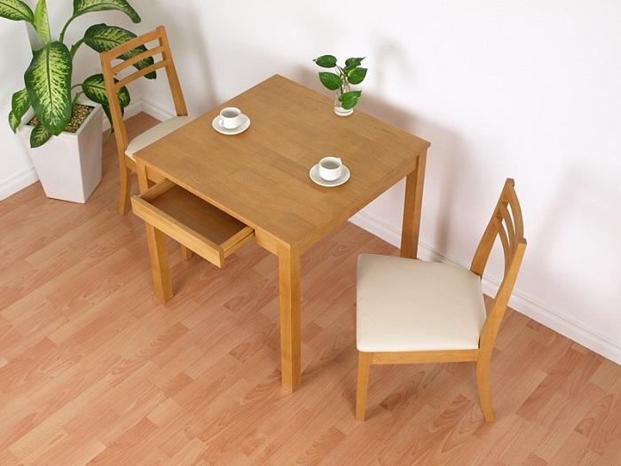 Những bộ bàn ăn gia đình đơn giản mà đẹp-1