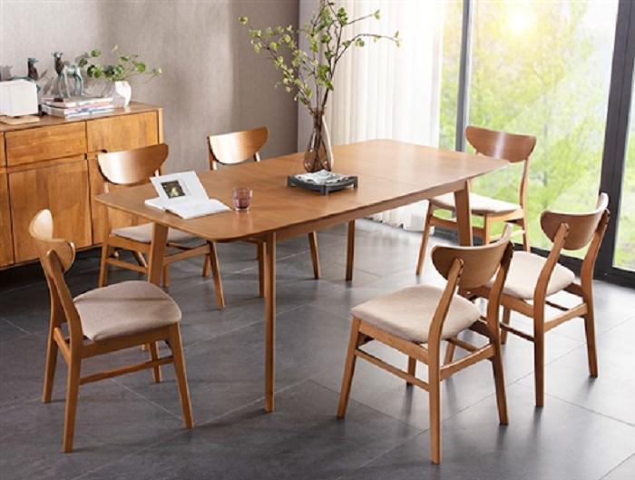 Những bộ bàn ăn gia đình đơn giản mà đẹp-3