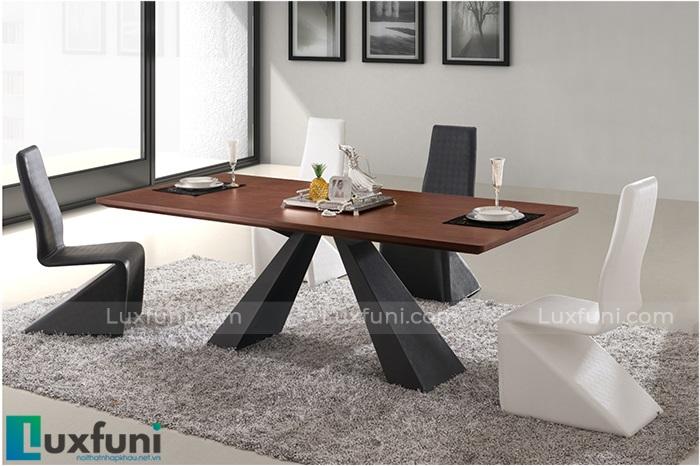 Tư vấn cách lựa chọn bàn ăn đẹp 6 ghế đơn giản-3