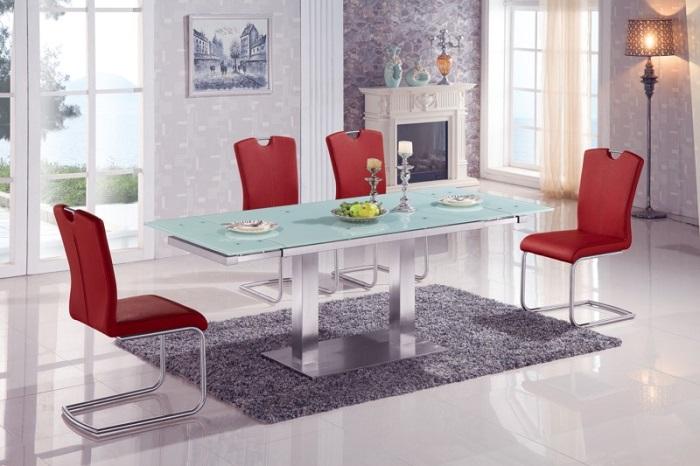 Tư vấn cách lựa chọn bàn ăn đẹp 6 ghế đơn giản-8