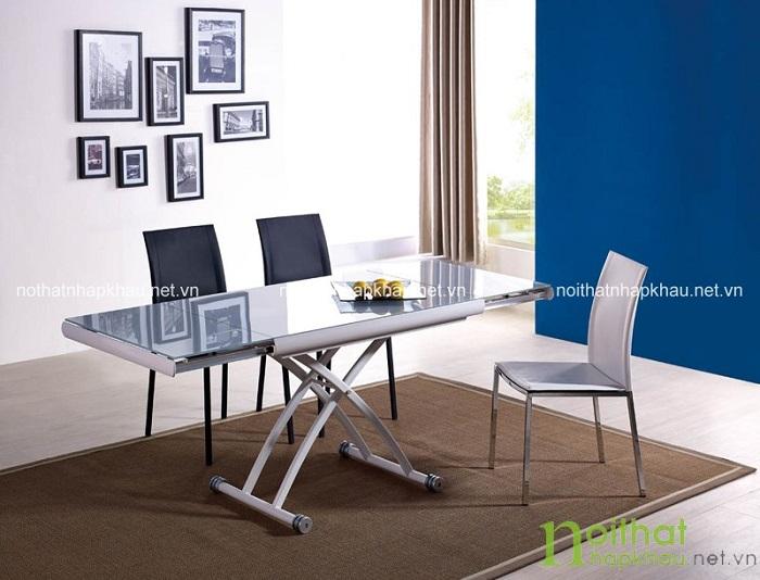 Tư vấn cách lựa chọn bàn ăn đẹp 6 ghế đơn giản-9