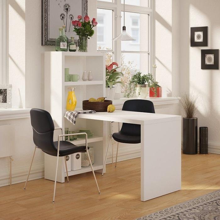 Gợi ý những bộ bàn ăn cho bếp nhỏ và cách bố trí phù hợp-11