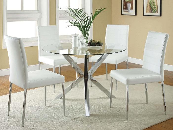 Gợi ý những bộ bàn ăn cho bếp nhỏ và cách bố trí phù hợp-2