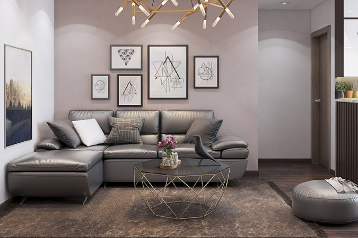 Mẹo hay sắp xếp đồ đạc tiết kiệm không gian phòng khách gia đình bạn