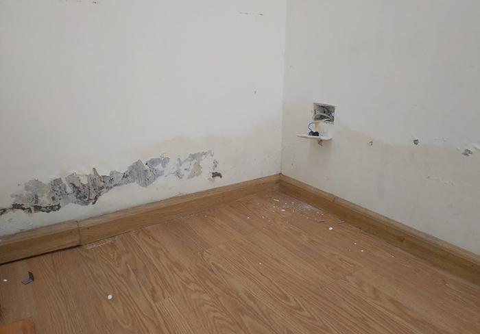 Tìm hiểu nguyên nhân và cách xử lý tường nhà chung cư bị thấm nước-3