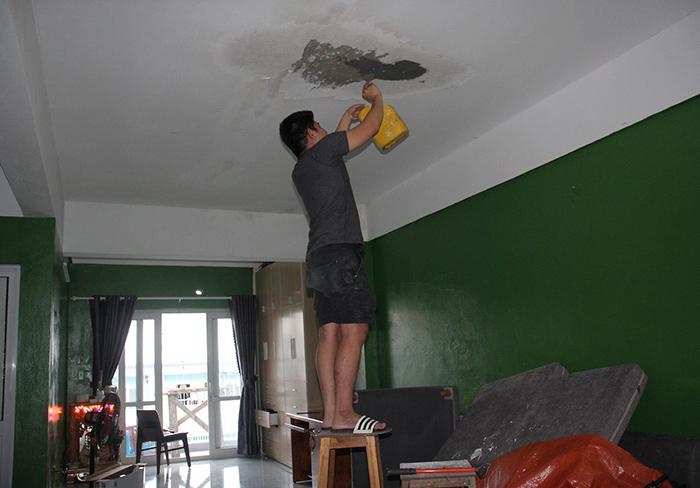Tìm hiểu nguyên nhân và cách xử lý tường nhà chung cư bị thấm nước-4