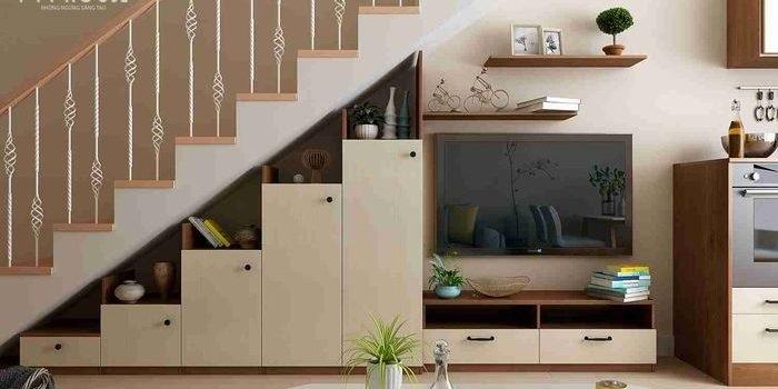 10+ Ý tưởng tiết kiệm diện tích cho nhà nhỏ-4