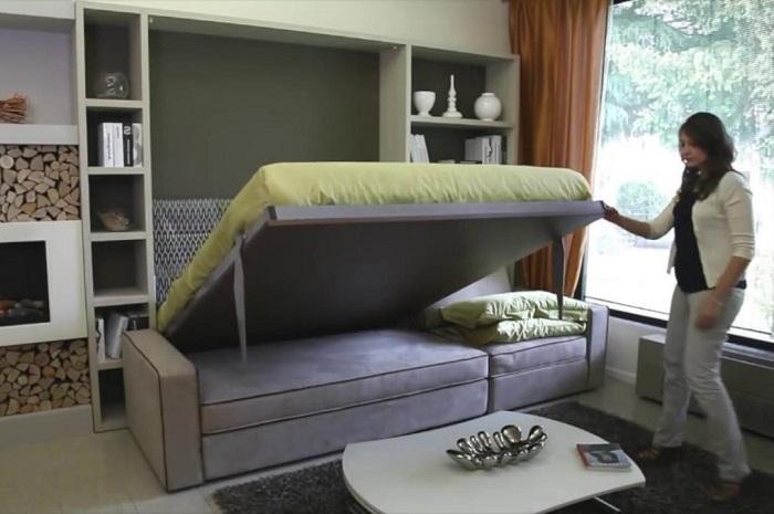 10+ Ý tưởng tiết kiệm diện tích cho nhà nhỏ-7