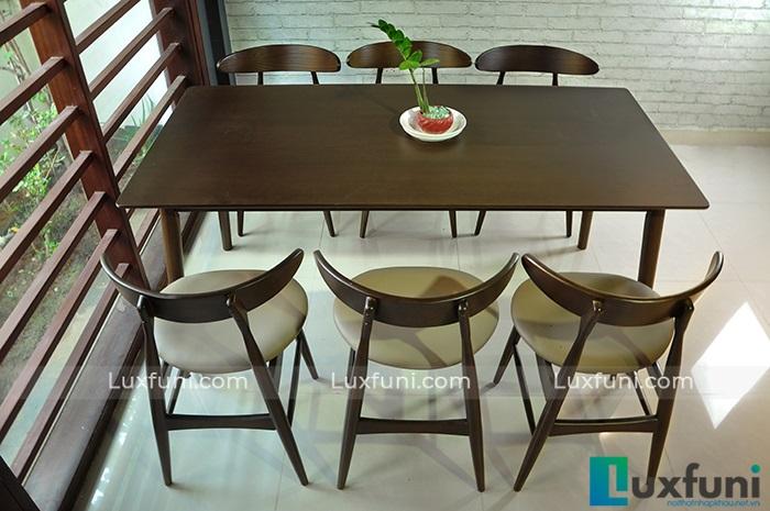 Tổng hợp 10+ mẫu bàn ghế ăn gỗ đẹp hiện đại -12