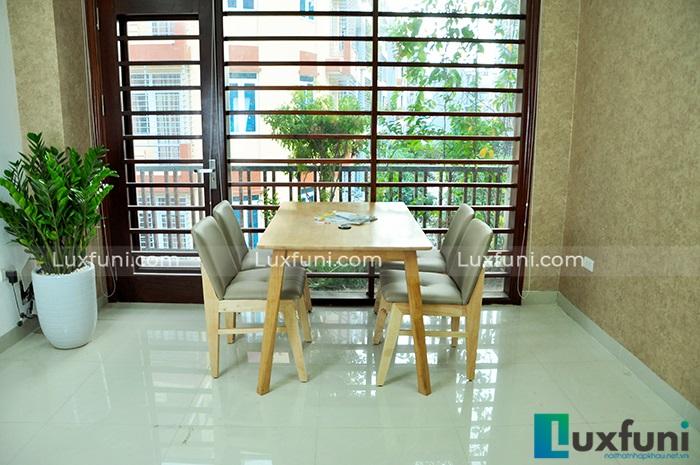 Tổng hợp 10+ mẫu bàn ghế ăn gỗ đẹp hiện đại -4